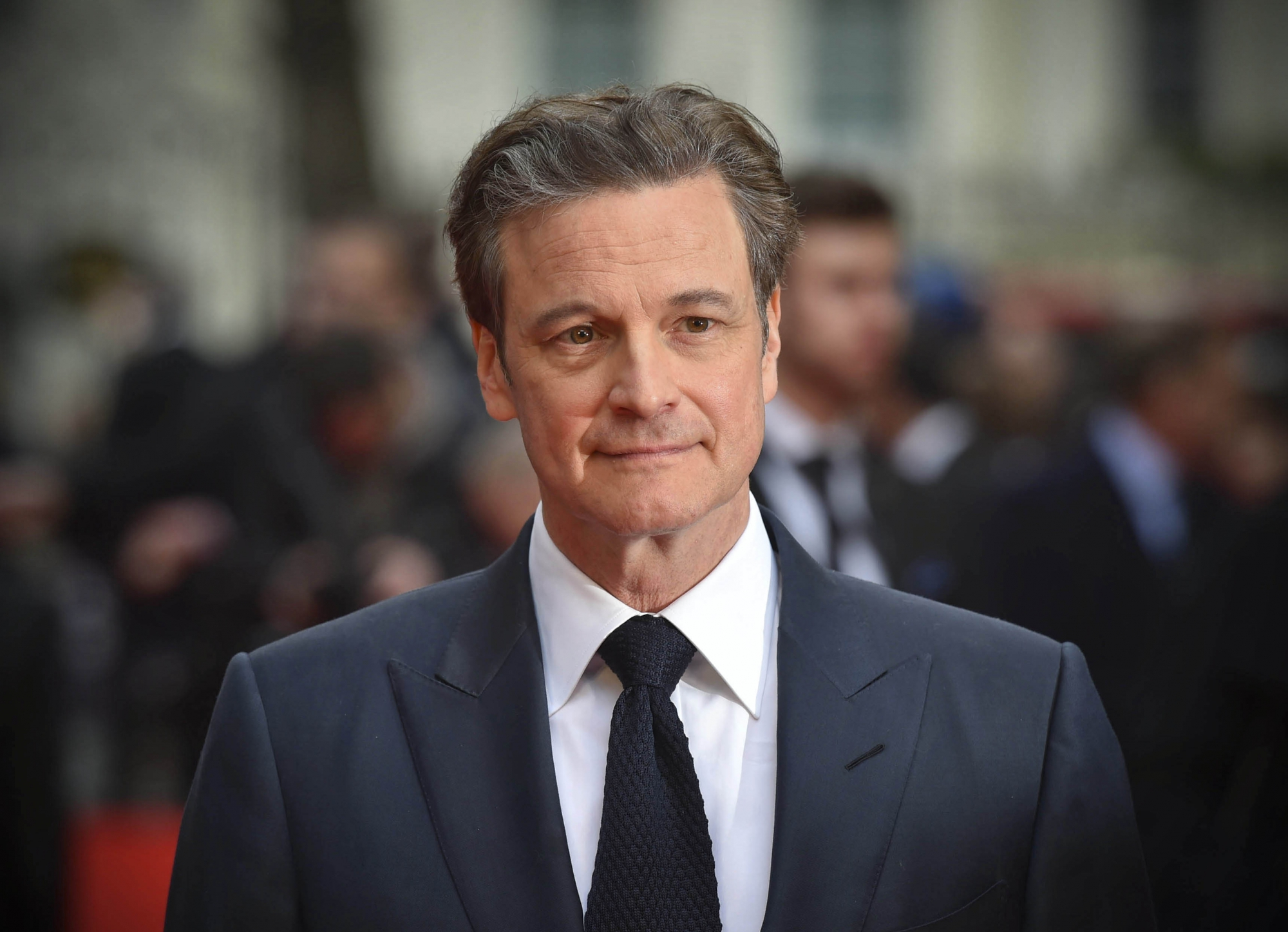 Colin Firth dans Mary Poppins