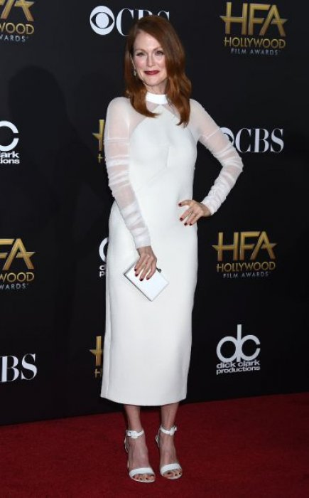 Julianne Moore aux Hollywood Film Awards 2014, le 14 novembre 2014