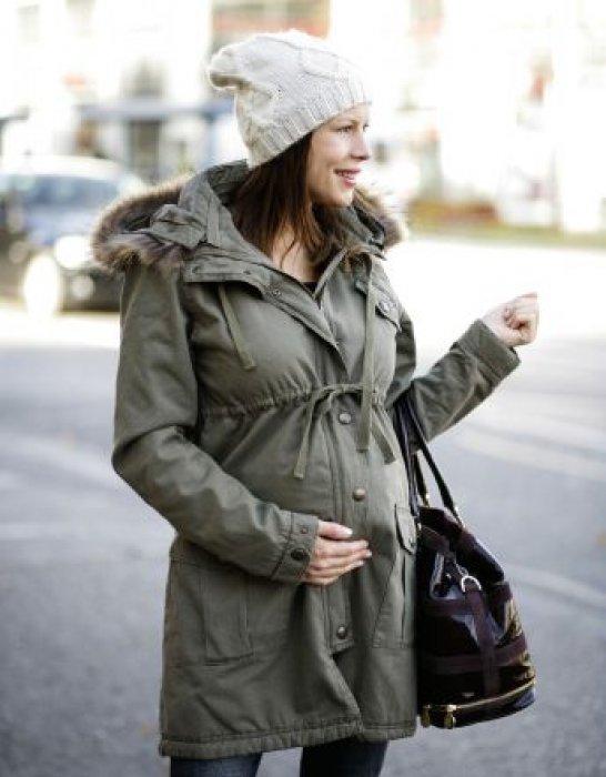 Enceinte en hiver le dressing id al de la future maman for Photo grossesse exterieur hiver