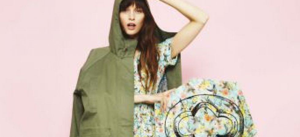 Paul & Joe et Aigle signent une collection capsule pour le printemps !
