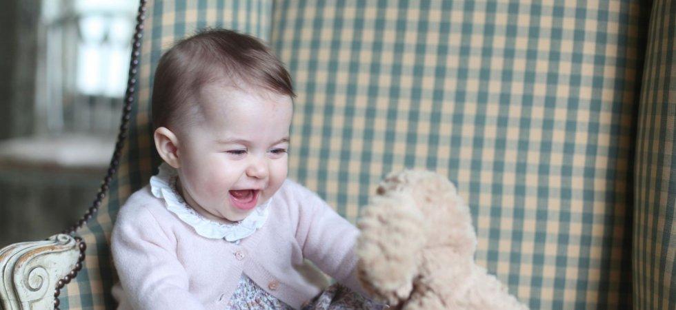 La princesse Charlotte va donner son nom à une fleur