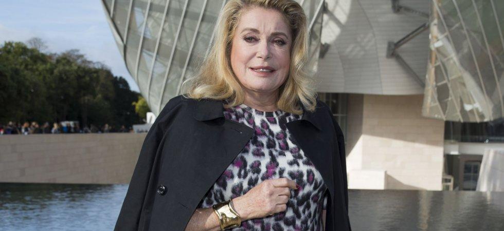 Catherine Deneuve, 72 ans et véritable icône de mode