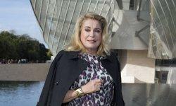 Catherine Deneuve : une icône de la mode