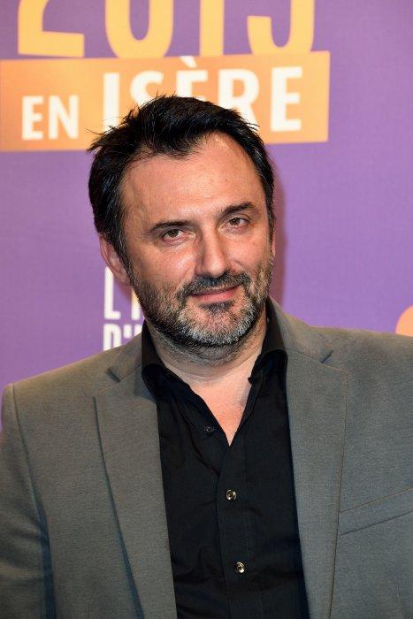 Frédéric Lopez lors du 18e Festival international du Film de comédie de l\