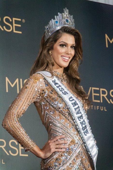 Iris Mittenaere : nouvelle Miss Univers