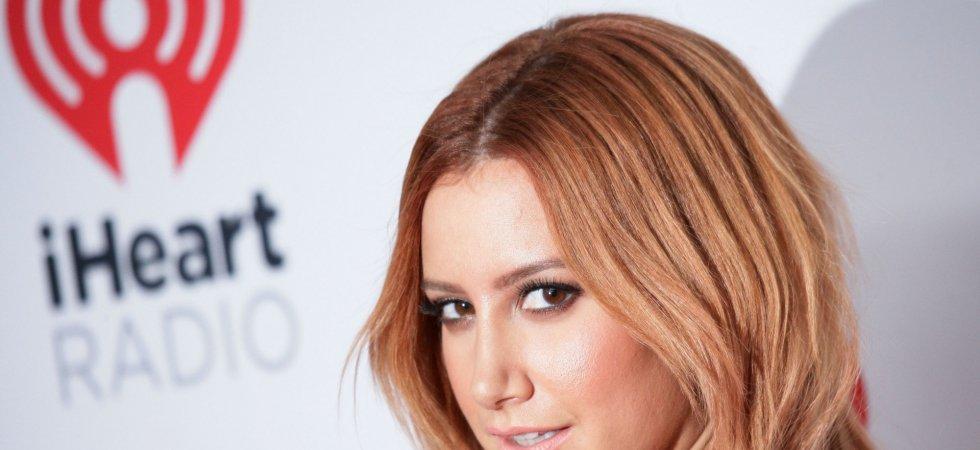 Ashley Tisdale annonce le lancement de sa ligne de maquillage