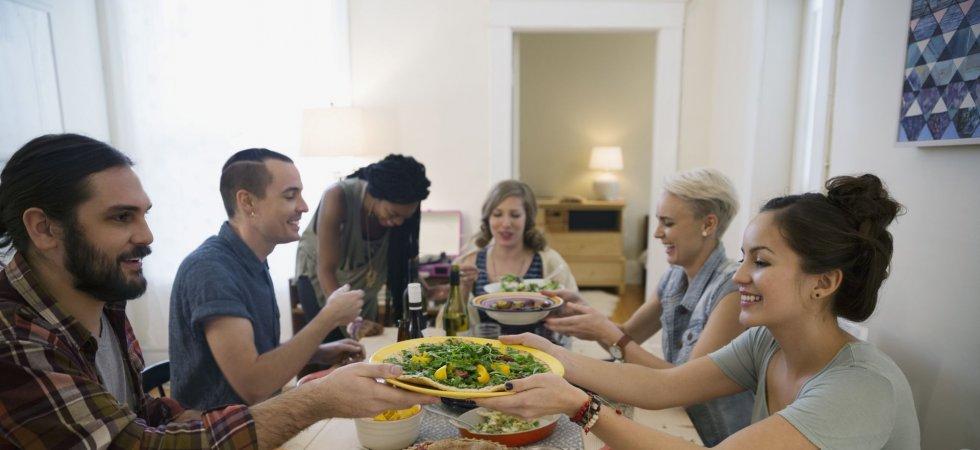 Repas chez l'habitant : un nouveau concept très en vogue