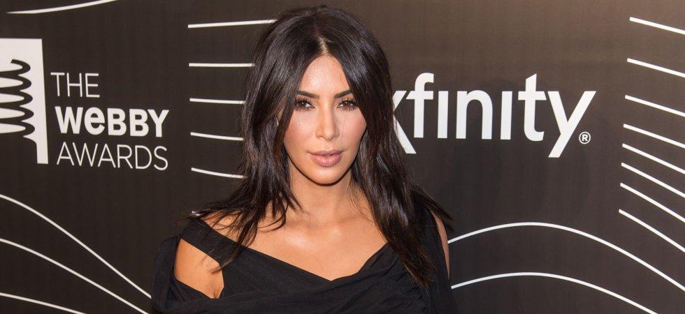 Kim Kardashian lance les mardis sans maquillage