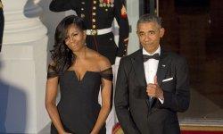 Barack Obama vante les courbes de sa femme