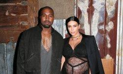 Kim Kardashian est maman !