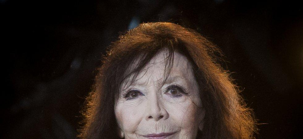 Juliette Gréco attristée par le vol d'un tableau signé par Serge Gainsbourg