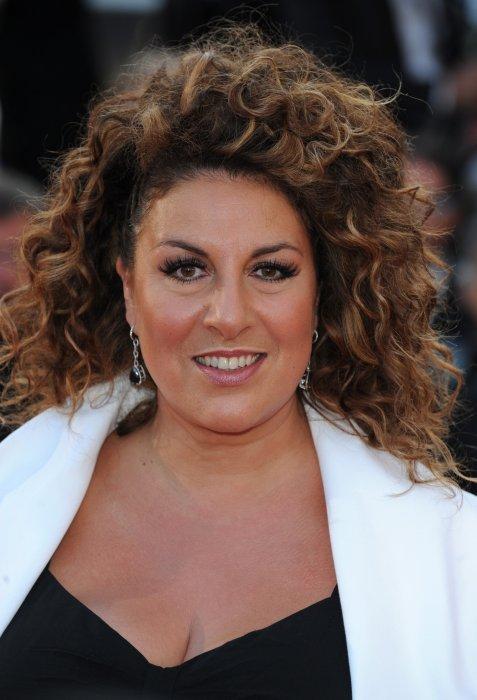 Marianne James au Festival de Cannes, le 13 mai 2010.