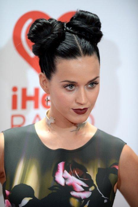 Katy Perry lors du iHeartRadio Music Festival à Las Vegas, le 20 septembre 2013.