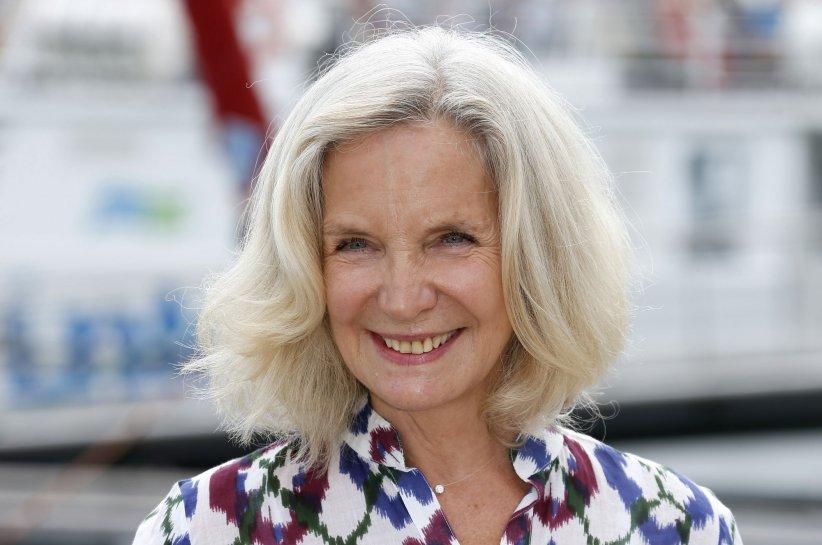 Marie-Christine Adam assiste au 17e Festival de La Rochelle, en septembre 2015.