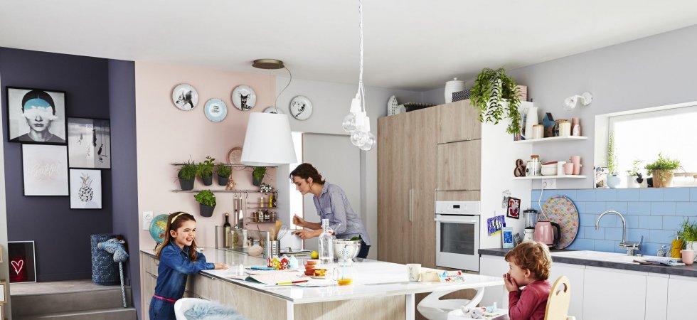 Cuisine familiale : comment bien l'aménager ?