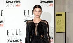 Bella Hadid, splendide aux ELLE Style Awards