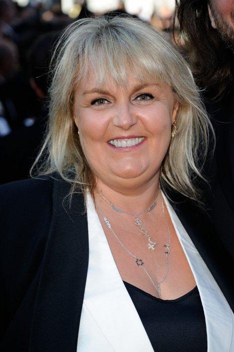 Valérie Damidot, en marge du Festival de Cannes, le 17 mai 2016.