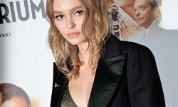 """Lily-Rose Depp : """"Je n'ai encore rien fait de concret pour mériter l'attention"""""""