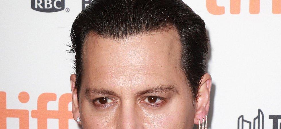 """Johnny Depp : """"mort de trouille"""" face à la soudaine popularité de sa fille"""