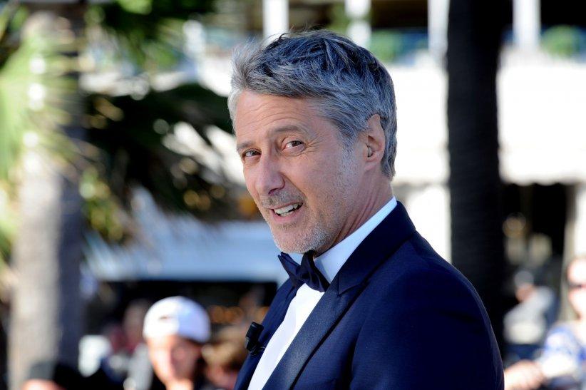 Antoine de Caunes, en marge du 68e Festival de Cannes, le 20 mai 2015.