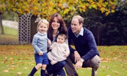 Comment le prince William calme ses enfants