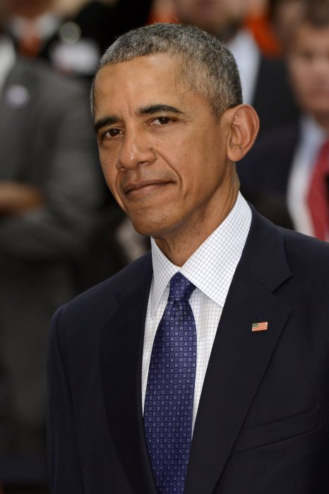Barack Obama lors de l\