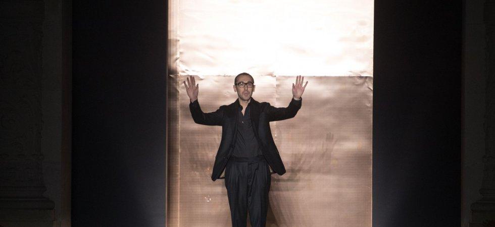 Alessandro Sartori fait ses adieux à la maison Berluti