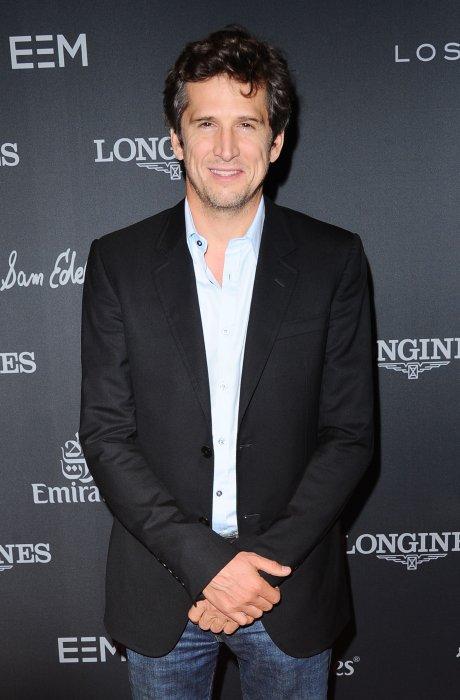 Guillaume Canet assiste à la soirée Longines Masters à Los Angeles, le 29 septembre 2016.