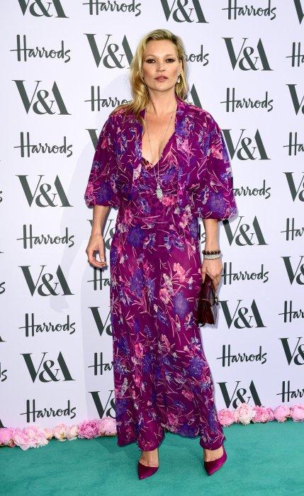 Kate Moss à la soirée d\