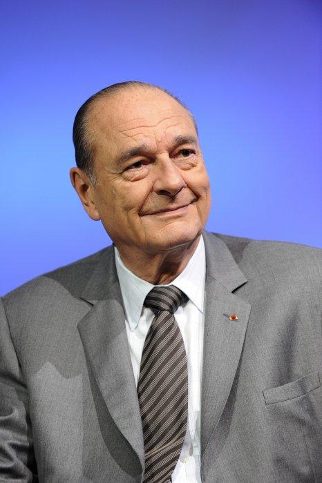 Jacques Chirac à l\