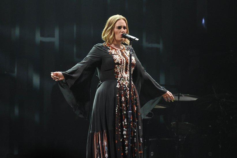 Adele sur l\