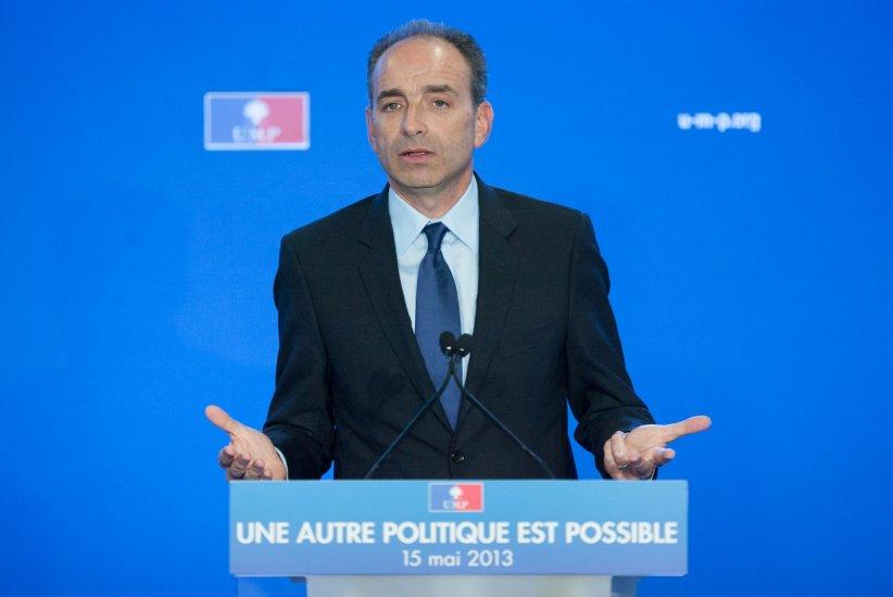 Jean-François Copé lors d\