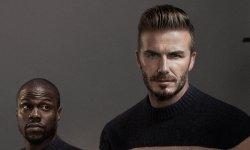 David Beckham et Kevin Hart : stars pour H&M