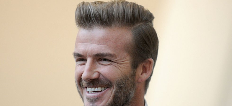 David Beckham s'associe à Biotherm pour une gamme de soins