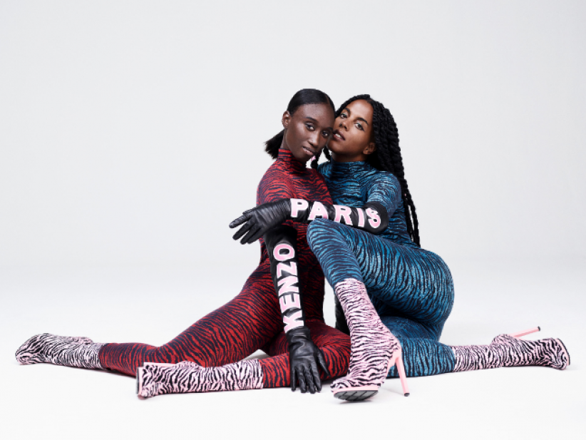 H&M a levé le voile sur sa collaboration avec Kenzo en dévoilant un aperçu de la collection.