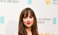 Fifty Shades : Dakota Johnson s'ennuie