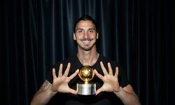 Zlatan Ibrahimovic devient un