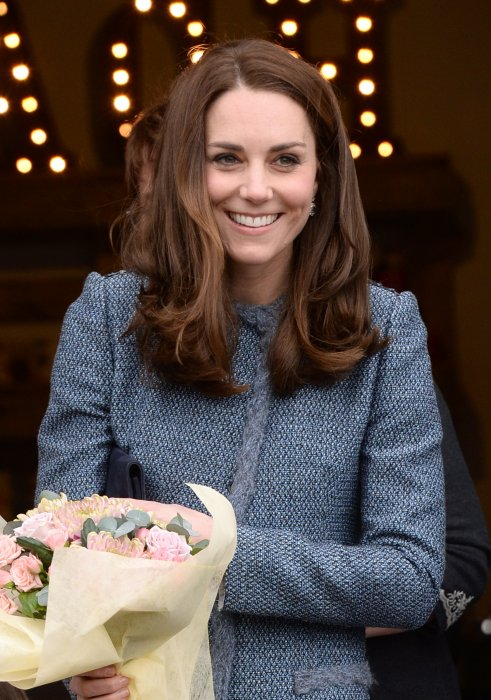 Kate Middleton a adopté l\