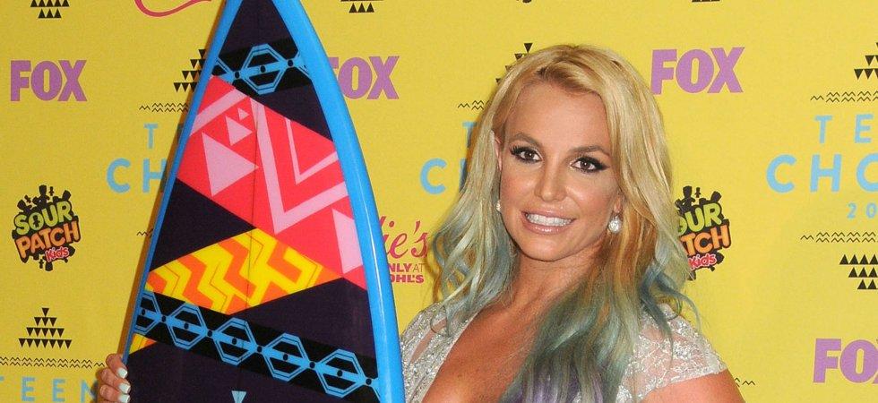 Britney Spears : récompensée d'un Teen Choice Award pour son style