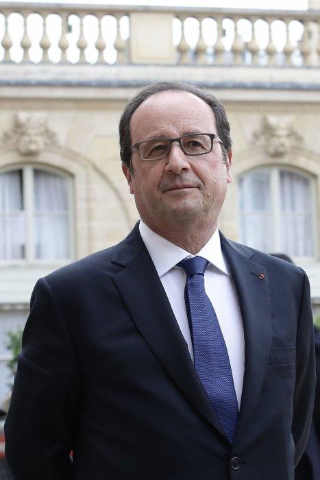 François Hollande reçoit Marcelo Rebelo de Sousa à l\