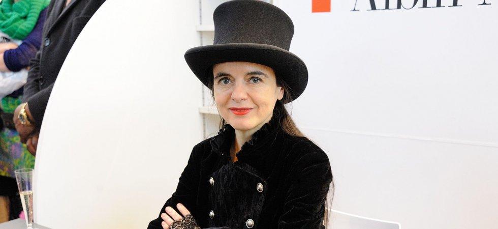 """Amélie Nothomb se confie sur sa soeur : """"Elle est ma muse"""""""