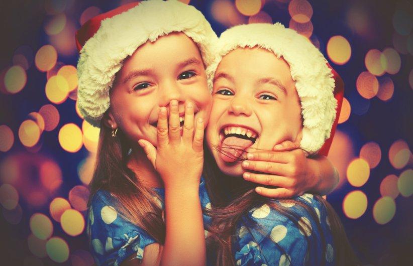 Les conseils de la rédaction pour habiller vos enfants à Noël.