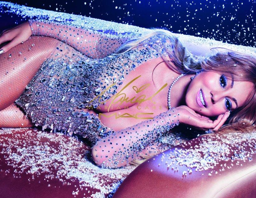 MAC dévoile sa collaboration avec Mariah Carey.