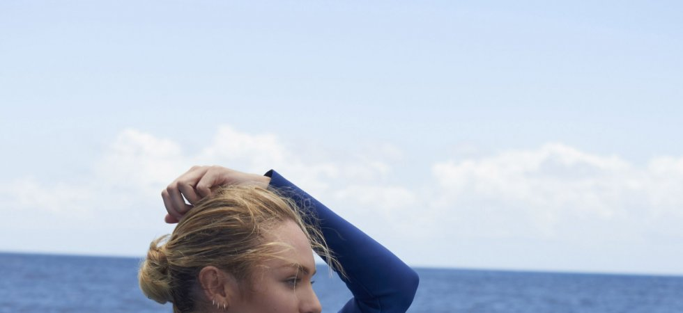 Candice Swanepoel, nouvelle ambassadrice Biotherm