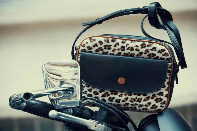Domptez votre look avec le sac léopard