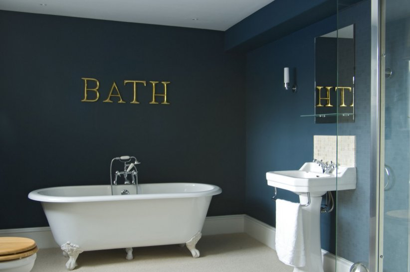 carrelage tendance 2016 dix inspirations pour une salle de bain tendance sur orange tendances - Salle De Bain Tendance Couleur