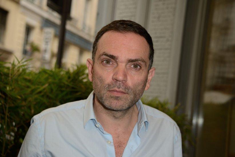 Yann Moix, en marge de la remise du prix Renaudot, à Paris, en novembre 2013.
