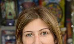Amanda Sthers évoque son divorce avec Bruel