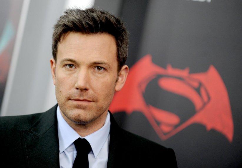 Ben Affleck assiste à la première de  Batman v Superman , à New York, le 20 mars 2016.