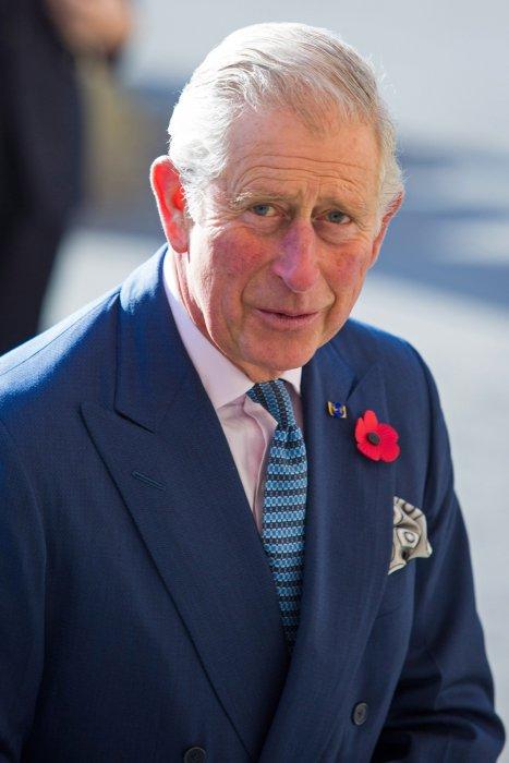 Le prince Charles visite le centre Darwin au musée d\